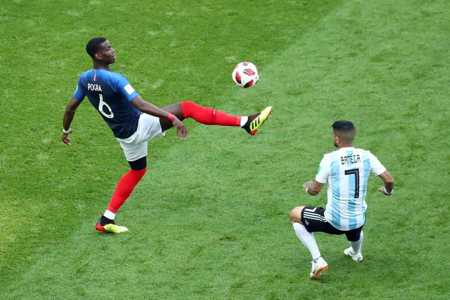France Argentine : Le 8e De Finale De La Coupe Du Monde 2018 En Photos ( 19
