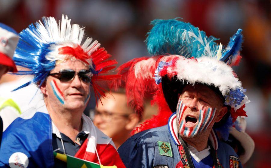 France Argentine : Le 8e De Finale De La Coupe Du Monde 2018 En Photos ( 2