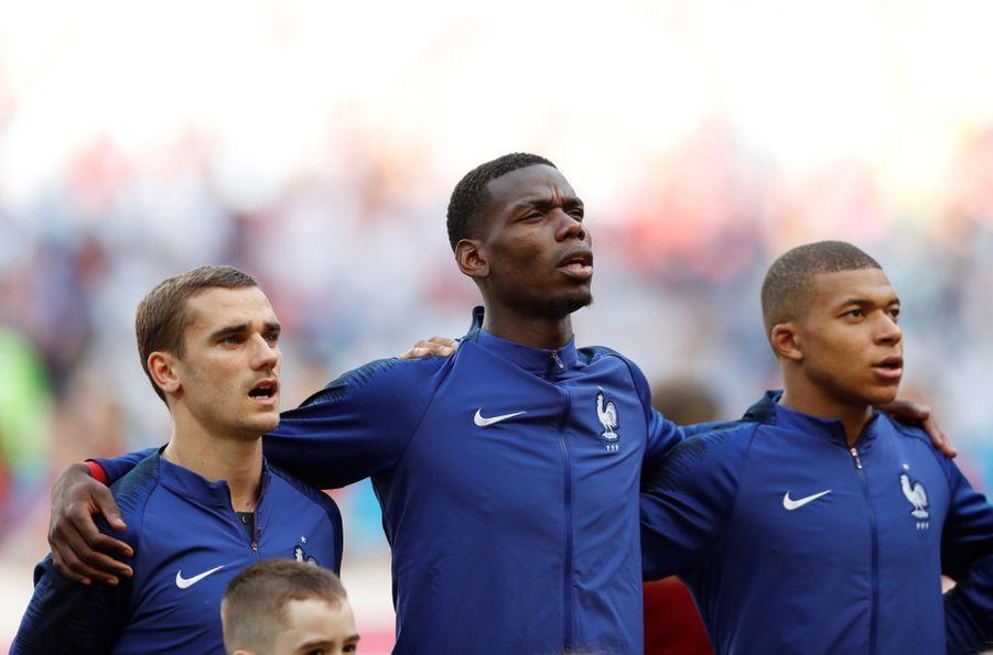 France Argentine : Le 8e De Finale De La Coupe Du Monde 2018 En Photos ( 20