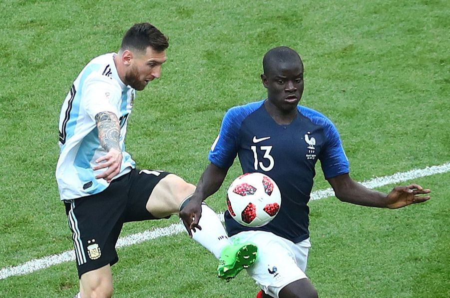 France Argentine : Le 8e De Finale De La Coupe Du Monde 2018 En Photos ( 21