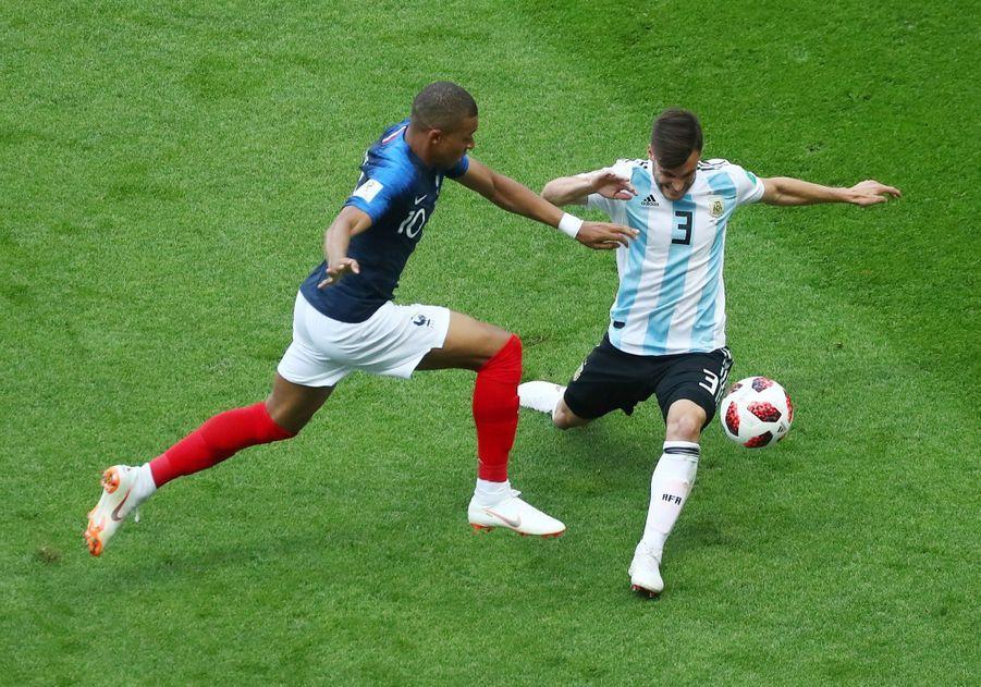 France Argentine : Le 8e De Finale De La Coupe Du Monde 2018 En Photos ( 22
