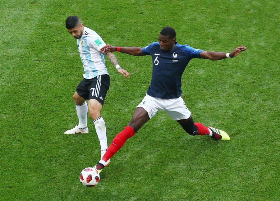 France Argentine : Le 8e De Finale De La Coupe Du Monde 2018 En Photos ( 23