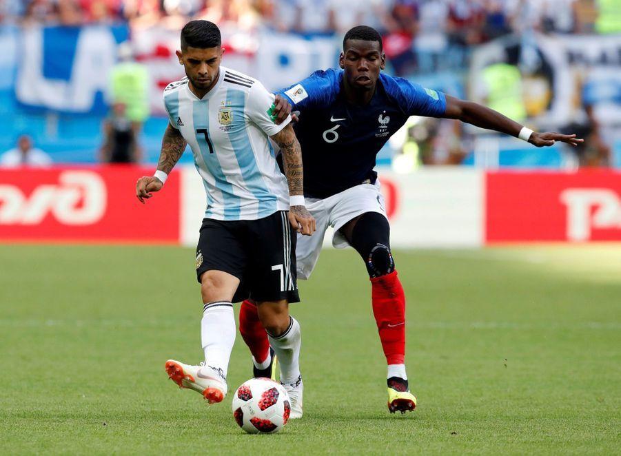 France Argentine : Le 8e De Finale De La Coupe Du Monde 2018 En Photos ( 24