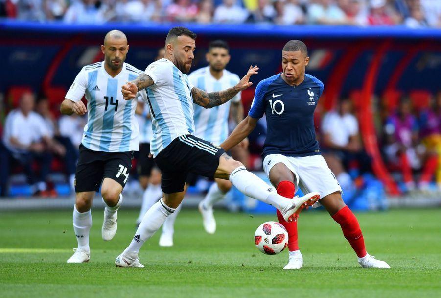 France Argentine : Le 8e De Finale De La Coupe Du Monde 2018 En Photos ( 26