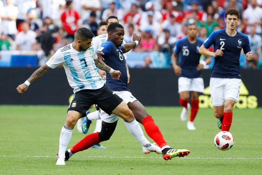 France Argentine : Le 8e De Finale De La Coupe Du Monde 2018 En Photos ( 27