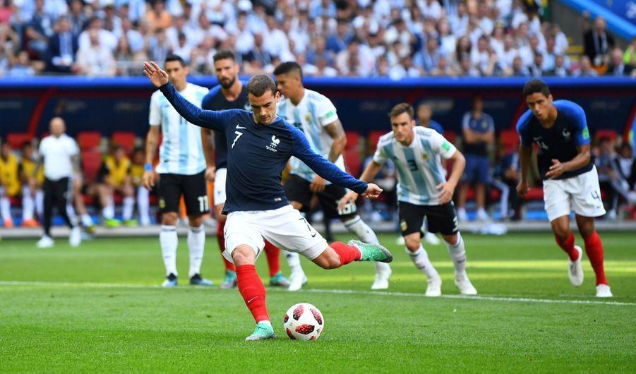 France Argentine : Le 8e De Finale De La Coupe Du Monde 2018 En Photos ( 28