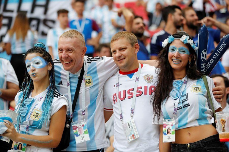 France Argentine : Le 8e De Finale De La Coupe Du Monde 2018 En Photos ( 3