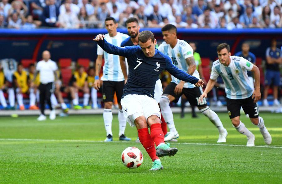 France Argentine : Le 8e De Finale De La Coupe Du Monde 2018 En Photos ( 30