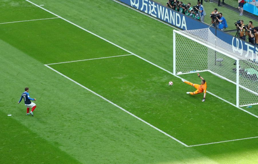 France Argentine : Le 8e De Finale De La Coupe Du Monde 2018 En Photos ( 32