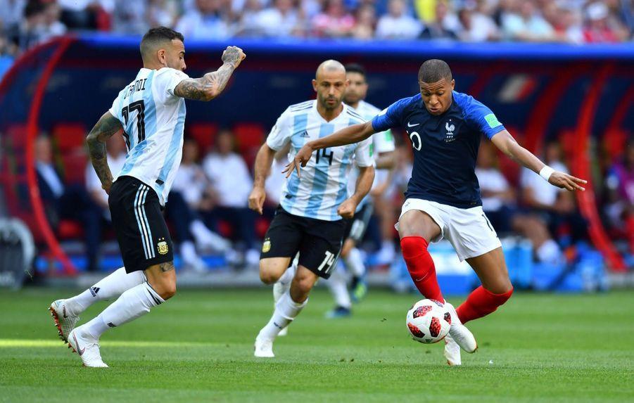 France Argentine : Le 8e De Finale De La Coupe Du Monde 2018 En Photos ( 34