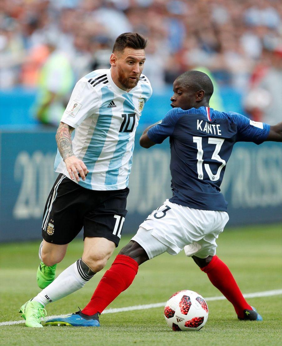 France Argentine : Le 8e De Finale De La Coupe Du Monde 2018 En Photos ( 35
