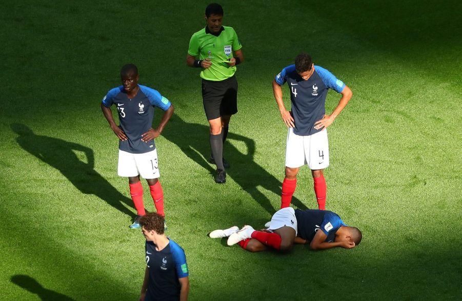 France Argentine : Le 8e De Finale De La Coupe Du Monde 2018 En Photos ( 36