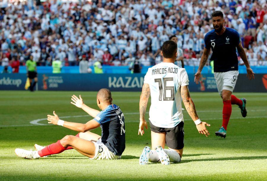 France Argentine : Le 8e De Finale De La Coupe Du Monde 2018 En Photos ( 37