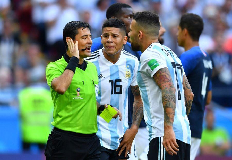 France Argentine : Le 8e De Finale De La Coupe Du Monde 2018 En Photos ( 38