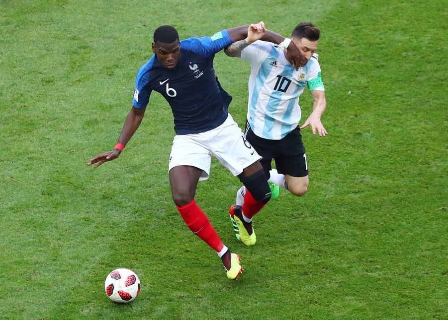 France Argentine : Le 8e De Finale De La Coupe Du Monde 2018 En Photos ( 39