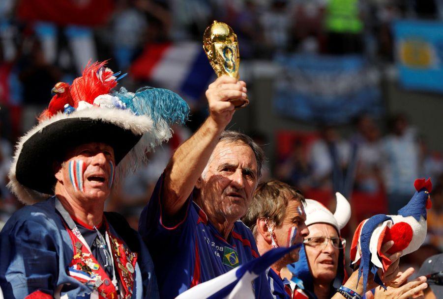 France Argentine : Le 8e De Finale De La Coupe Du Monde 2018 En Photos ( 4