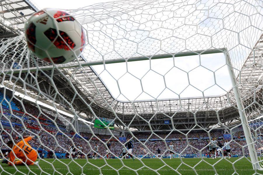 France Argentine : Le 8e De Finale De La Coupe Du Monde 2018 En Photos ( 40