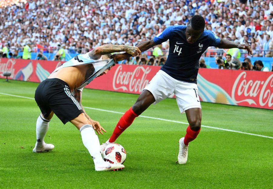France Argentine : Le 8e De Finale De La Coupe Du Monde 2018 En Photos ( 41