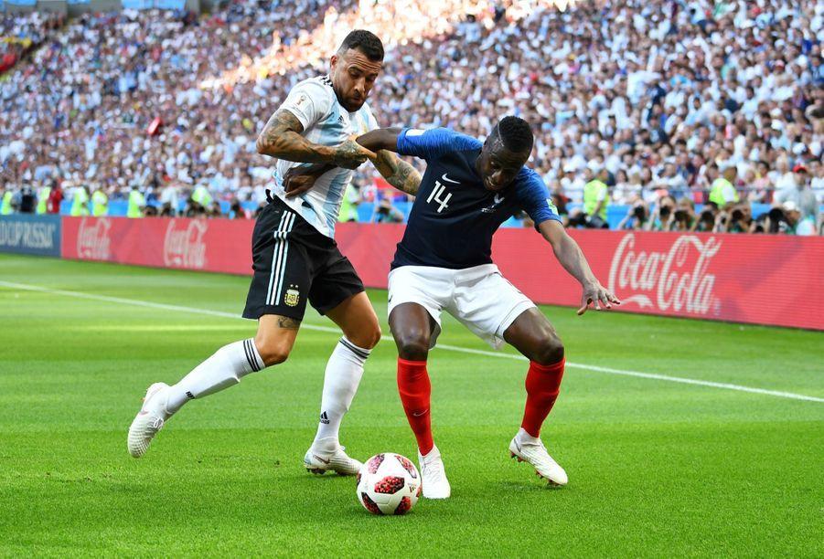 France Argentine : Le 8e De Finale De La Coupe Du Monde 2018 En Photos ( 42