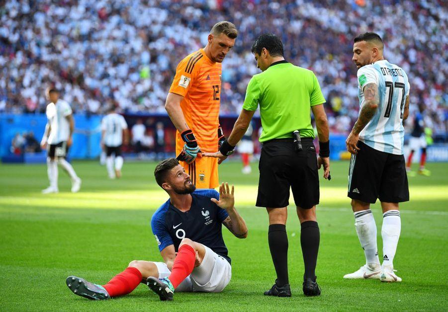 France Argentine : Le 8e De Finale De La Coupe Du Monde 2018 En Photos ( 43