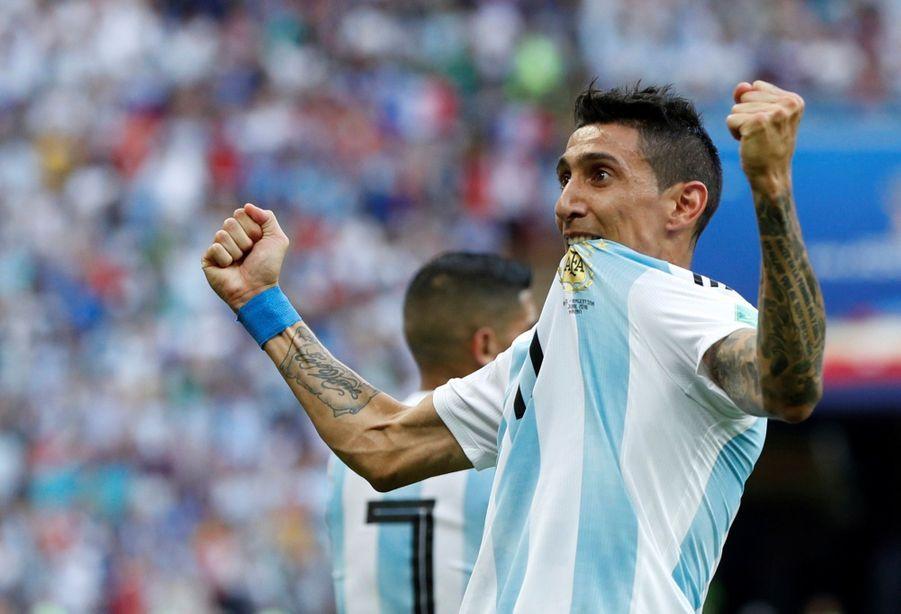 France Argentine : Le 8e De Finale De La Coupe Du Monde 2018 En Photos ( 46