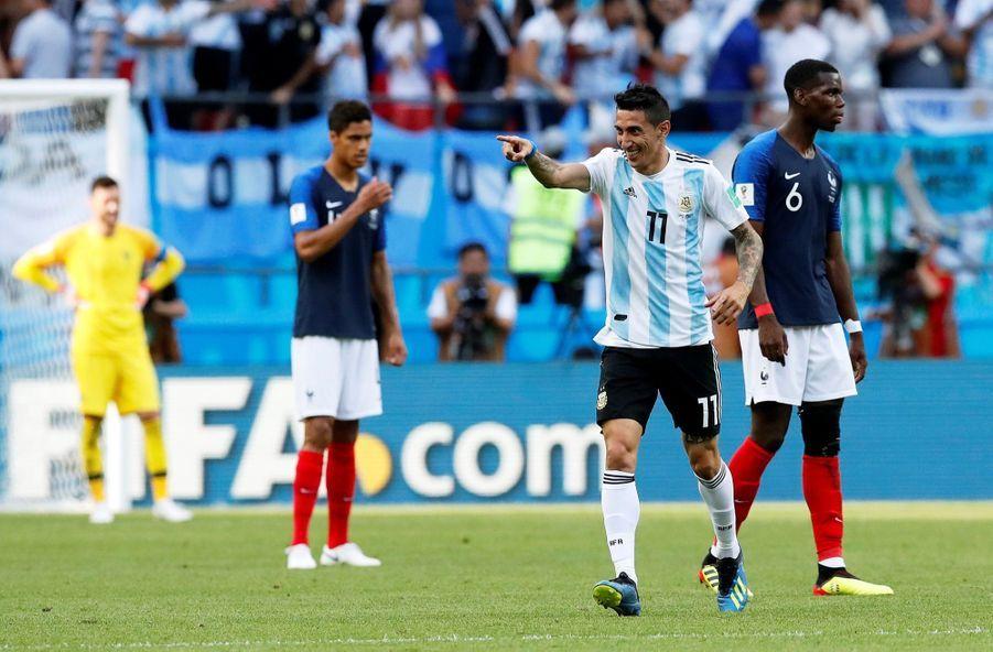 France Argentine : Le 8e De Finale De La Coupe Du Monde 2018 En Photos ( 48