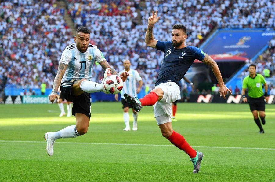 France Argentine : Le 8e De Finale De La Coupe Du Monde 2018 En Photos ( 49
