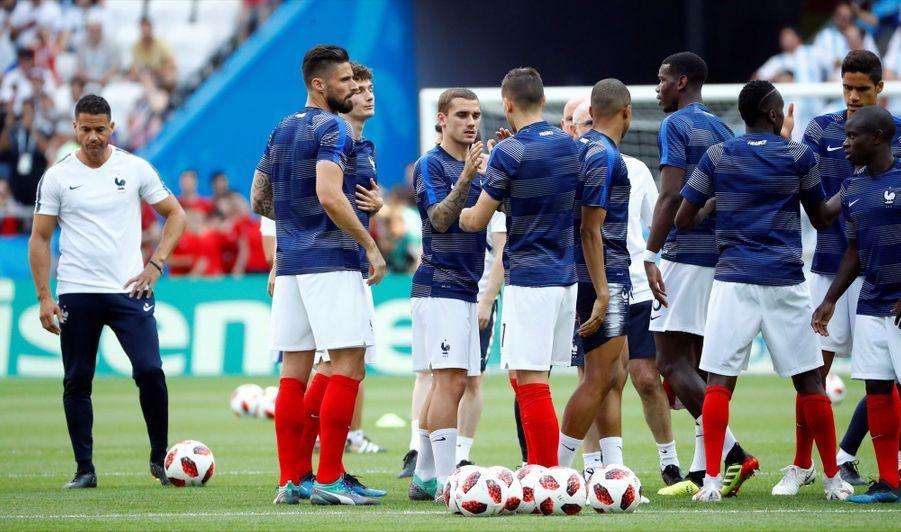 France Argentine : Le 8e De Finale De La Coupe Du Monde 2018 En Photos ( 5