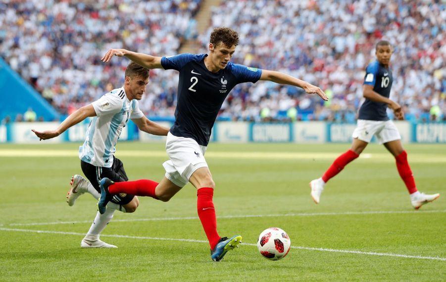 France Argentine : Le 8e De Finale De La Coupe Du Monde 2018 En Photos ( 51