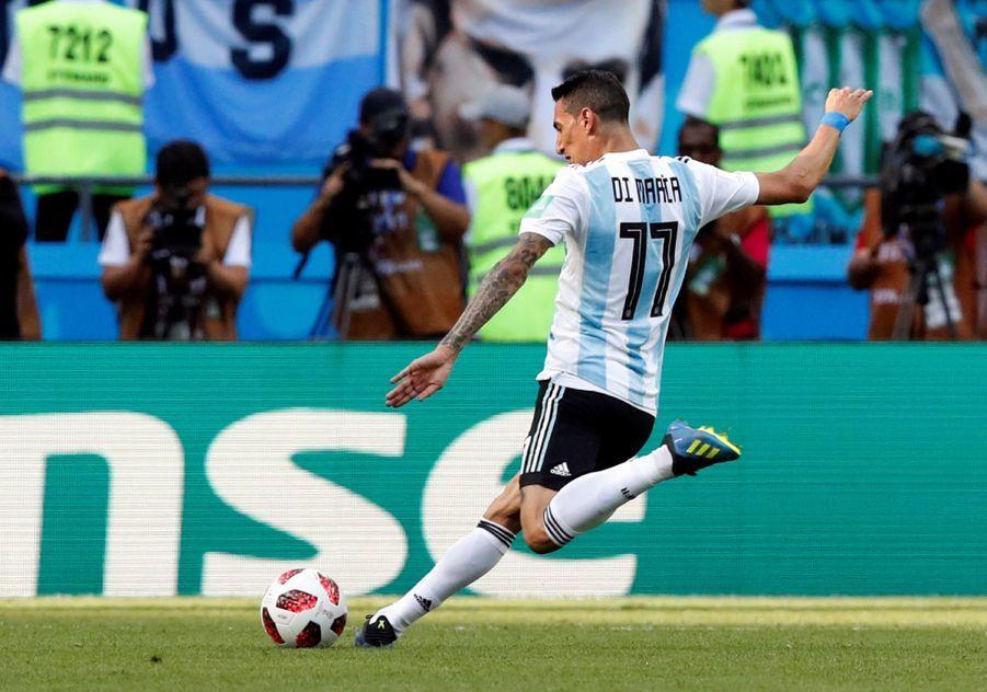 France Argentine : Le 8e De Finale De La Coupe Du Monde 2018 En Photos ( 52