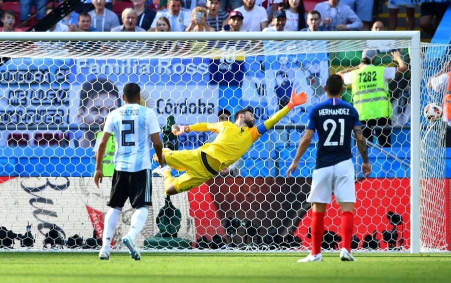 France Argentine : Le 8e De Finale De La Coupe Du Monde 2018 En Photos ( 53