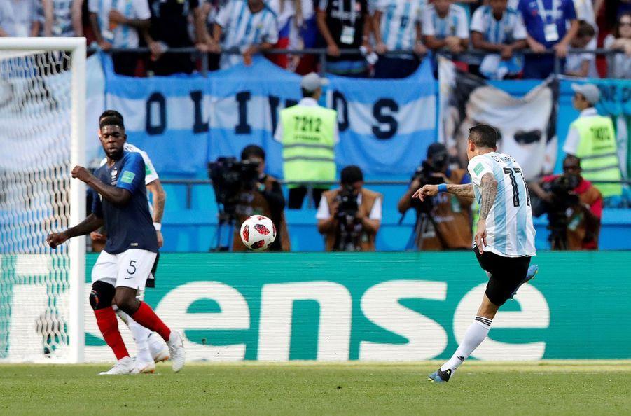 France Argentine : Le 8e De Finale De La Coupe Du Monde 2018 En Photos ( 54