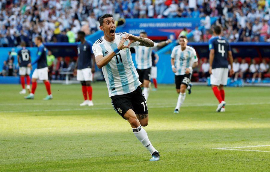 France Argentine : Le 8e De Finale De La Coupe Du Monde 2018 En Photos ( 57