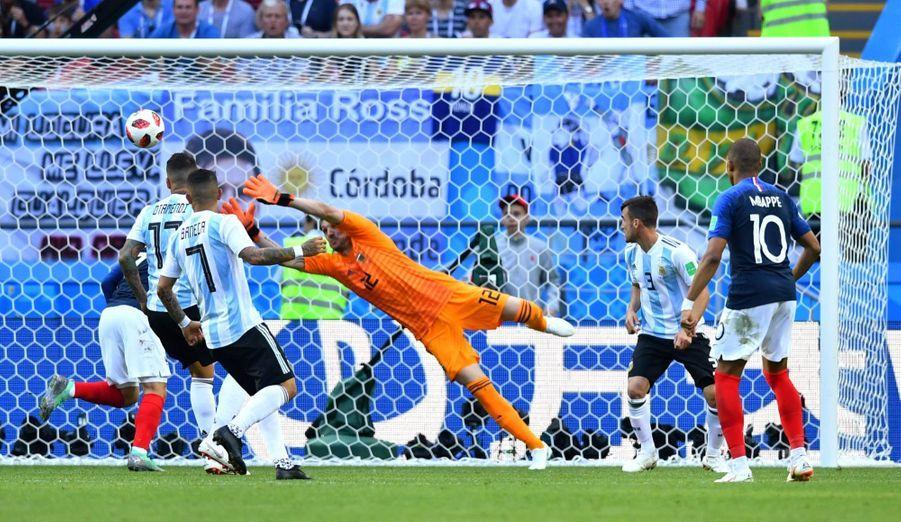 France Argentine : Le 8e De Finale De La Coupe Du Monde 2018 En Photos ( 59