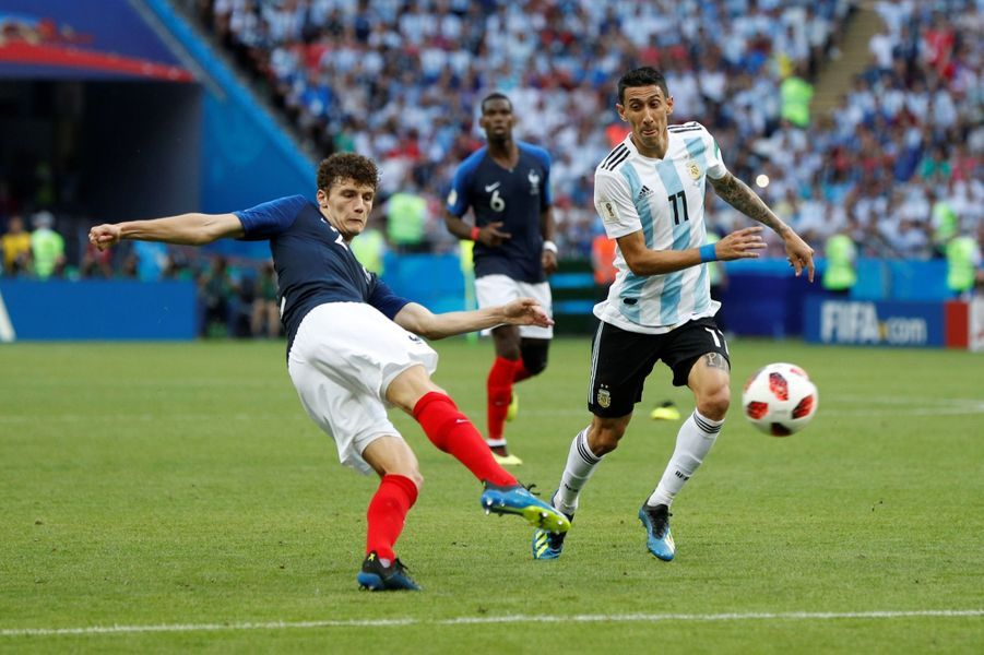 France Argentine : Le 8e De Finale De La Coupe Du Monde 2018 En Photos ( 60