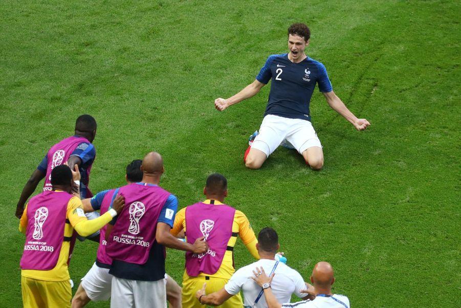 France Argentine : Le 8e De Finale De La Coupe Du Monde 2018 En Photos ( 61