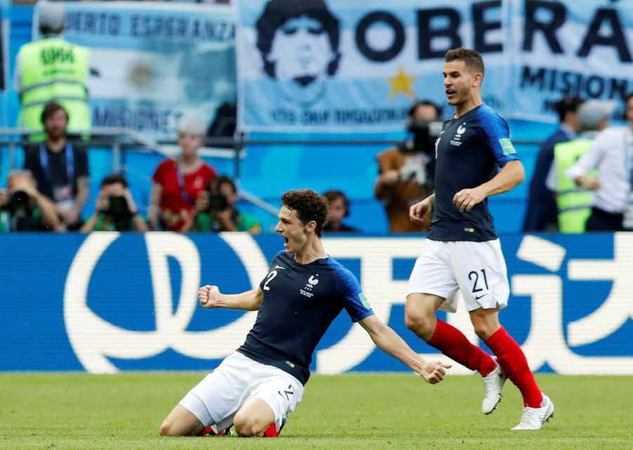 France Argentine : Le 8e De Finale De La Coupe Du Monde 2018 En Photos ( 63