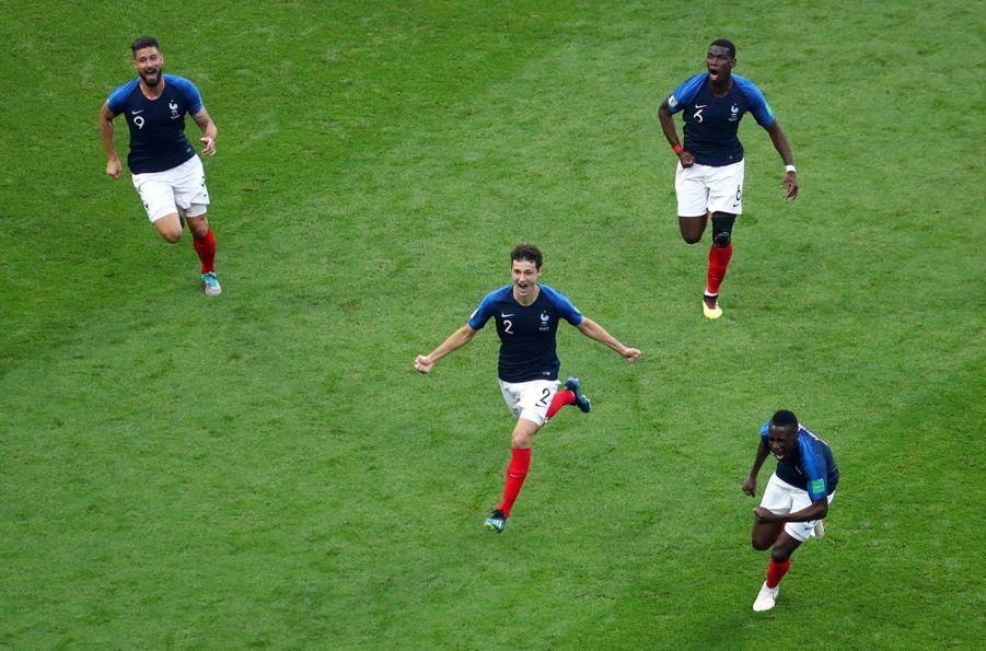 France Argentine : Le 8e De Finale De La Coupe Du Monde 2018 En Photos ( 65