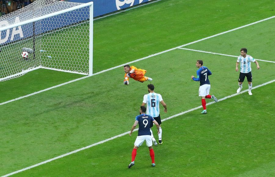 France Argentine : Le 8e De Finale De La Coupe Du Monde 2018 En Photos ( 66
