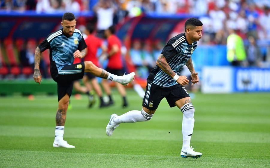 France Argentine : Le 8e De Finale De La Coupe Du Monde 2018 En Photos ( 7