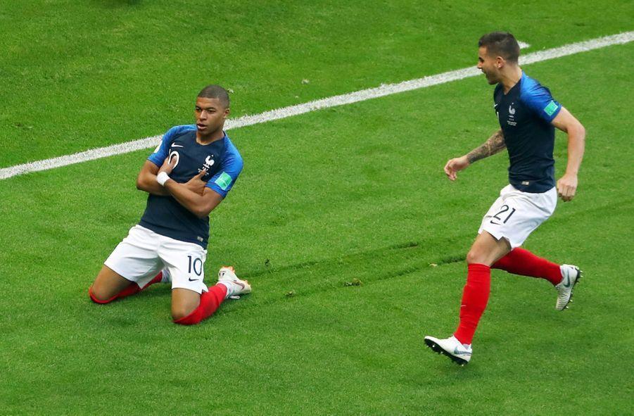 France Argentine : Le 8e De Finale De La Coupe Du Monde 2018 En Photos ( 71