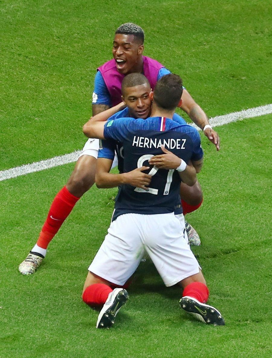 France Argentine : Le 8e De Finale De La Coupe Du Monde 2018 En Photos ( 72