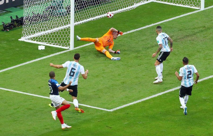 France Argentine : Le 8e De Finale De La Coupe Du Monde 2018 En Photos ( 74