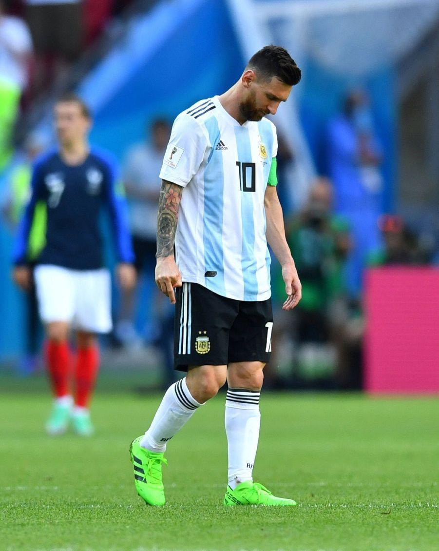 France Argentine : Le 8e De Finale De La Coupe Du Monde 2018 En Photos ( 75