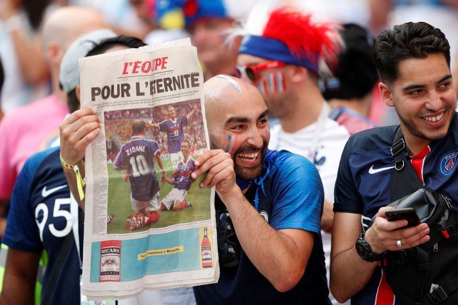 France Argentine : Le 8e De Finale De La Coupe Du Monde 2018 En Photos ( 8