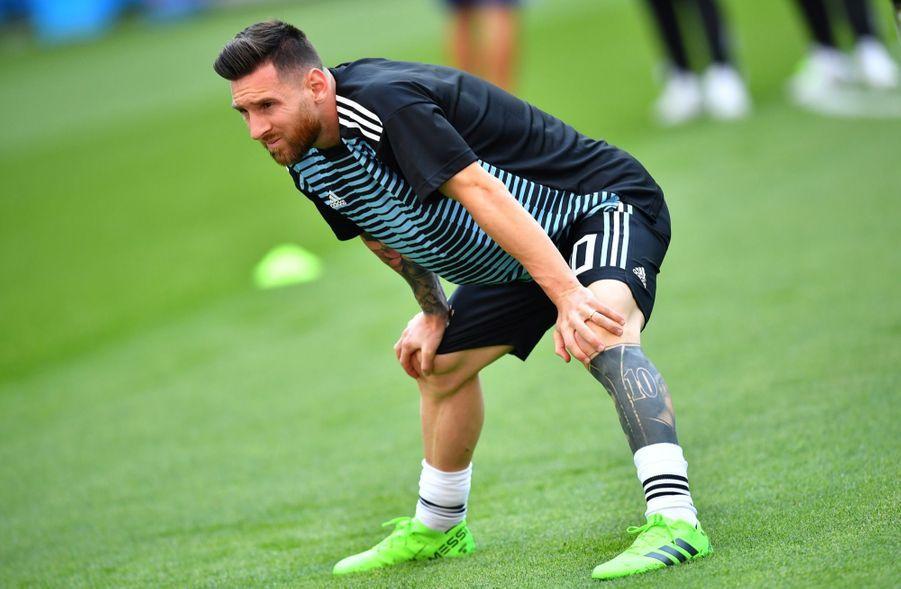 France Argentine : Le 8e De Finale De La Coupe Du Monde 2018 En Photos ( 9
