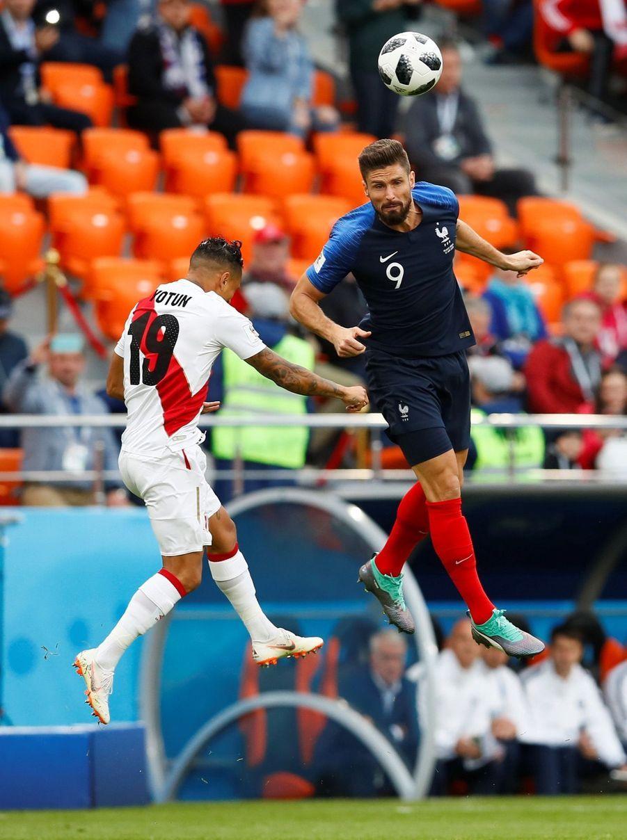 Coupe Du Monde 2018: France Pérou En Photos 1