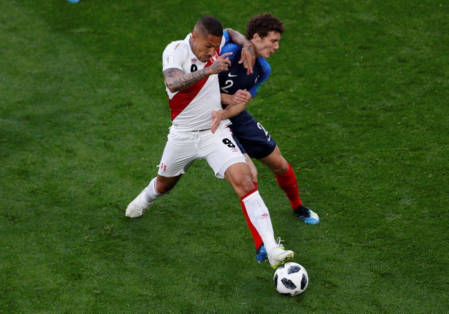 Coupe Du Monde 2018: France Pérou En Photos 10