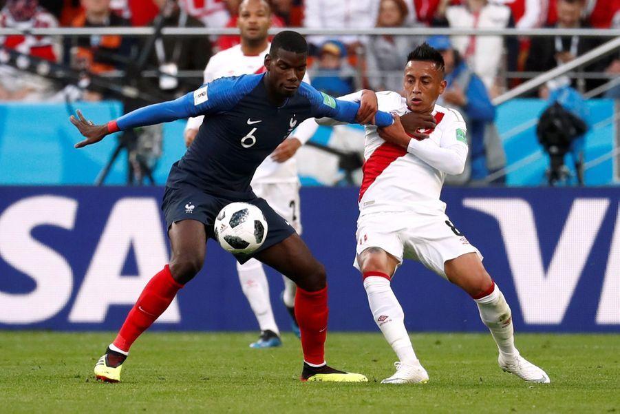 Coupe Du Monde 2018: France Pérou En Photos 11