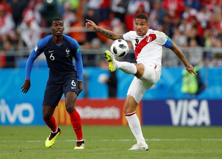 Coupe Du Monde 2018: France Pérou En Photos 13